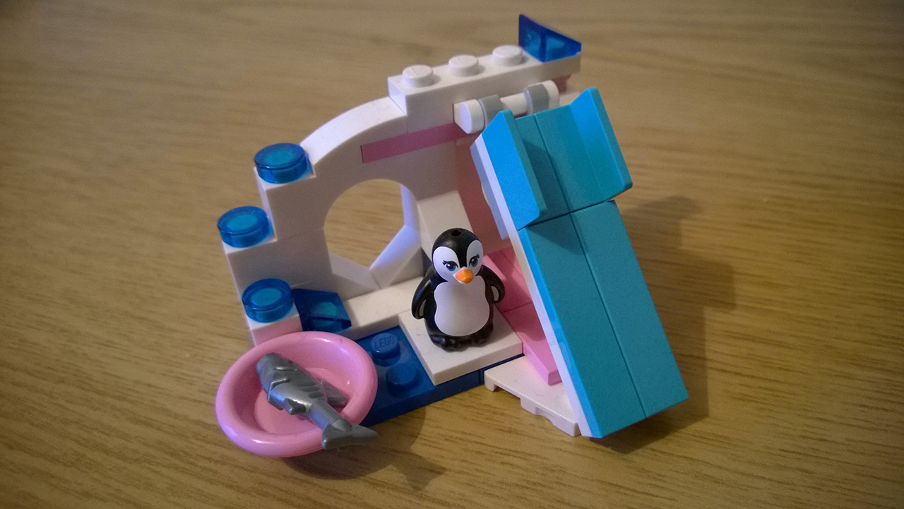 LEGO Penguin Set