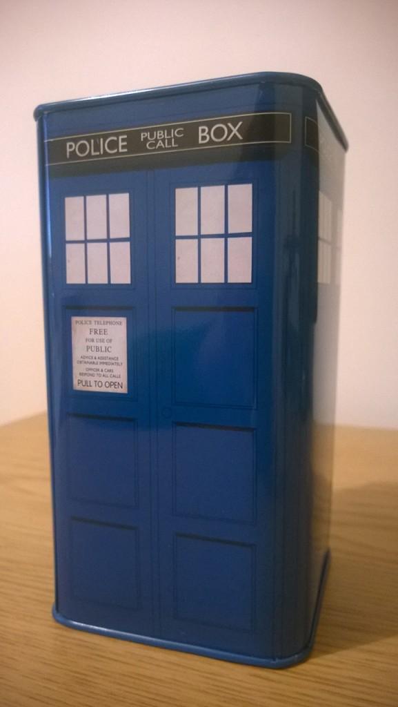 Doctor Who Money Box