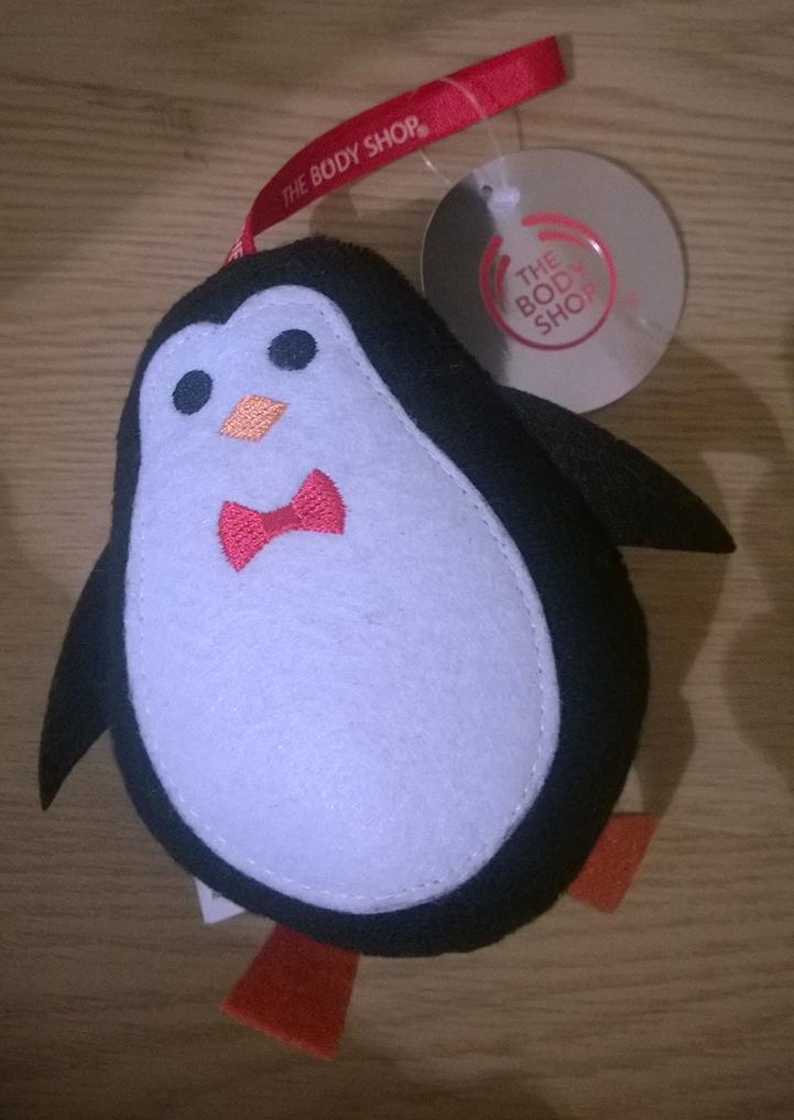 Penguin Body Washer