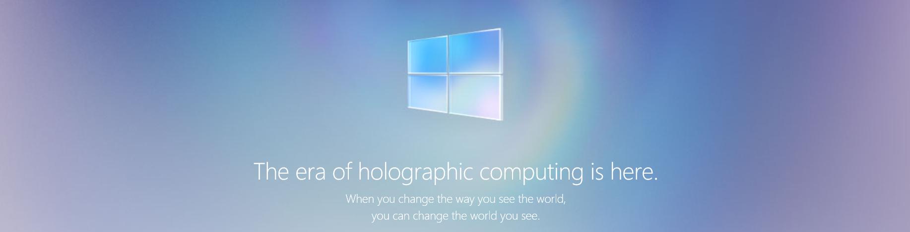 Holographic Computing
